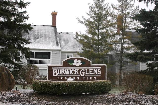 618 Curzon Court #201, Howell, MI 48843 (#219119527) :: The Buckley Jolley Real Estate Team