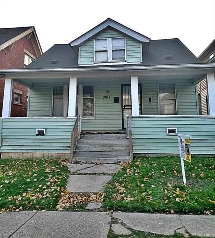 2971 Fischer Street, Detroit, MI 48214 (#219119585) :: The Buckley Jolley Real Estate Team