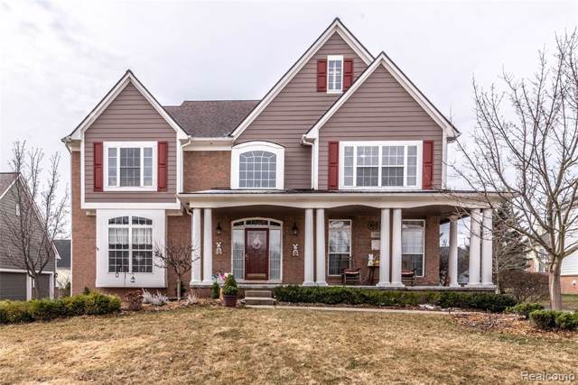7263 N Village Drive, Independence Twp, MI 48346 (#219119623) :: The Buckley Jolley Real Estate Team