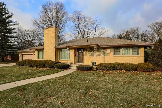 27076 Meadowbrook Road, Redford Twp, MI 48239 (#219119658) :: GK Real Estate Team