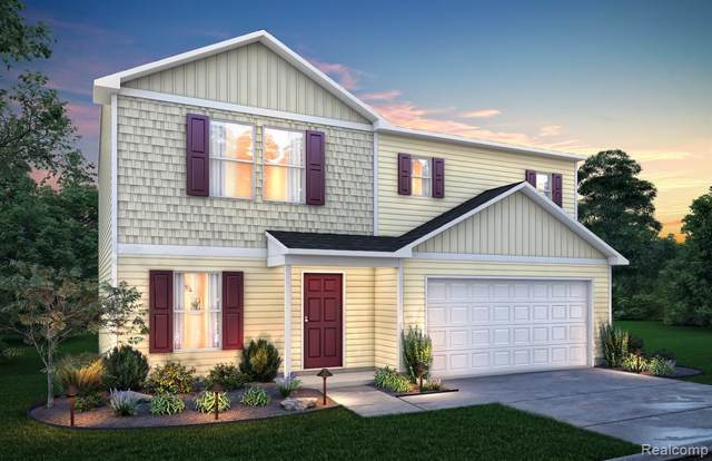 393 Natures Way, CARLETON VLG, MI 48117 (MLS #219119726) :: The Toth Team