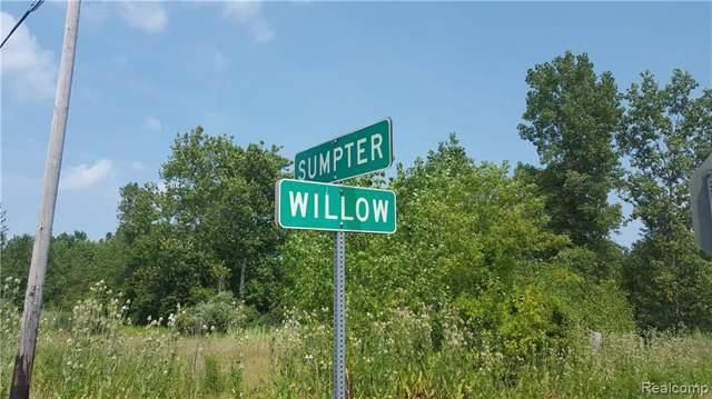 25525 Sumpter Road, Sumpter Twp, MI 48111 (#219119765) :: GK Real Estate Team