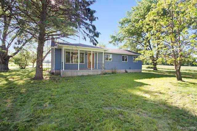 3680 N Gregory Road, Handy Twp, MI 48836 (#219119807) :: GK Real Estate Team