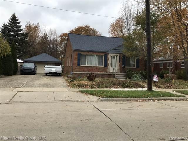 24465 Phlox Avenue, Eastpointe, MI 48021 (#219119810) :: GK Real Estate Team