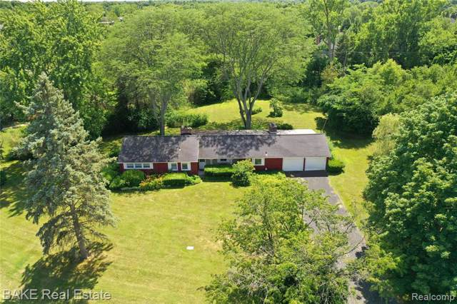 11737 Amherst Court, Plymouth Twp, MI 48170 (#219119864) :: GK Real Estate Team