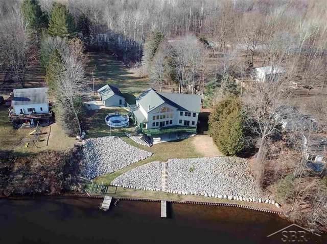 5960 N Lake Sanford Rd, Edenville Twp, MI 48657 (#61050001185) :: GK Real Estate Team