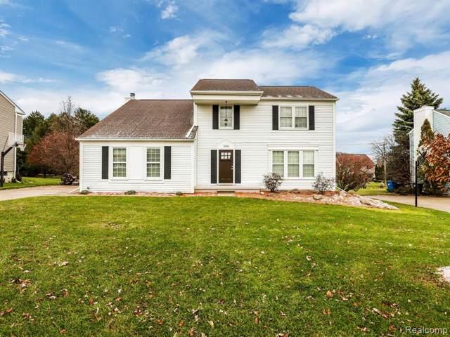 1686 Ridgecrest, Rochester Hills, MI 48306 (#219120073) :: GK Real Estate Team