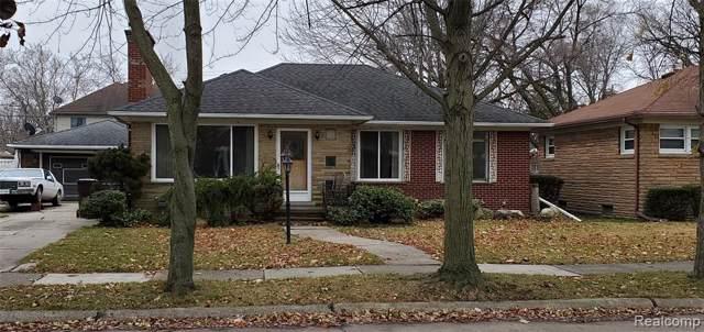 8150 Bernice Street, Center Line, MI 48015 (#219120163) :: The Buckley Jolley Real Estate Team
