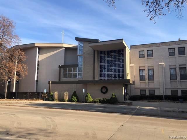 1865 Nowlin St., Dearborn, MI 48124 (#219120219) :: The Buckley Jolley Real Estate Team