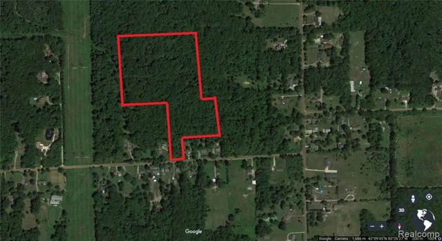 VACANT Willis Road, Sumpter Twp, MI 48111 (#219120251) :: Team Sanford