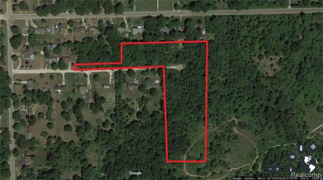 VACANT Martinsville Road, Sumpter Twp, MI 48111 (#219120257) :: Team Sanford