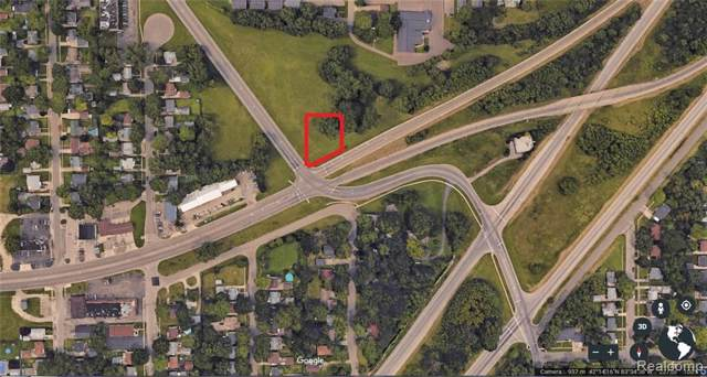 VACANT Ecorse Road, Ypsilanti Twp, MI 48198 (#219120266) :: The Buckley Jolley Real Estate Team