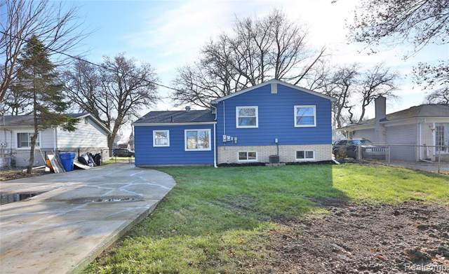 11065 Wilson Drive, Warren, MI 48089 (#219120321) :: The Buckley Jolley Real Estate Team