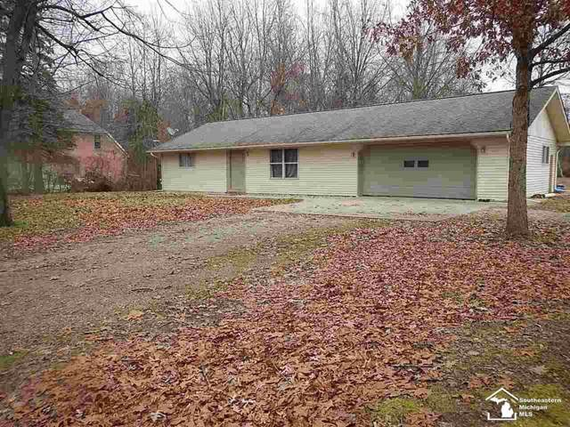 6270 Sellers, Whiteford Twp, MI 49267 (#57050001304) :: Alan Brown Group