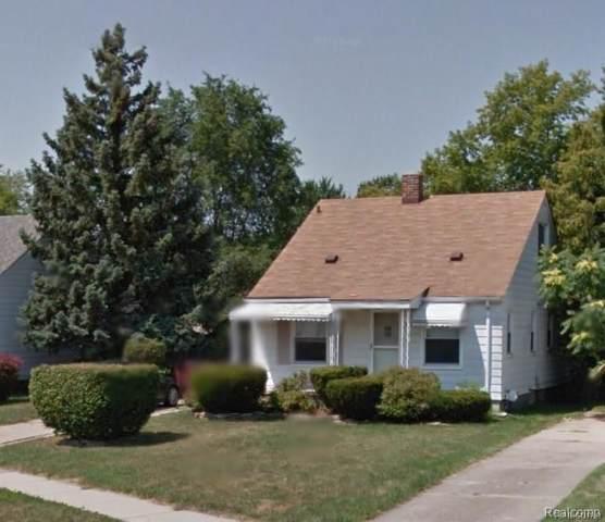 22911 Firwood Avenue, Eastpointe, MI 48021 (#219120393) :: The Buckley Jolley Real Estate Team