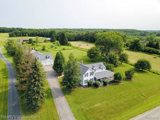 4400 Lippincott Road, Elba Twp, MI 48446 (#219120402) :: The Buckley Jolley Real Estate Team