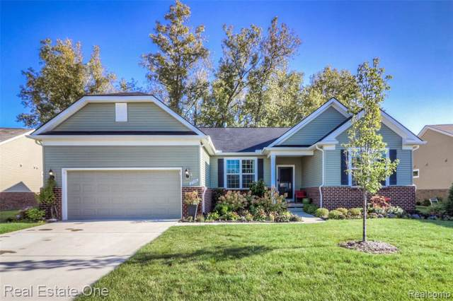 27696 Montague Drive, Brownstown Twp, MI 48134 (#219120414) :: GK Real Estate Team