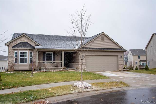 8169 Sawmill Trl, White Lake Twp, MI 48386 (#219120454) :: The Buckley Jolley Real Estate Team