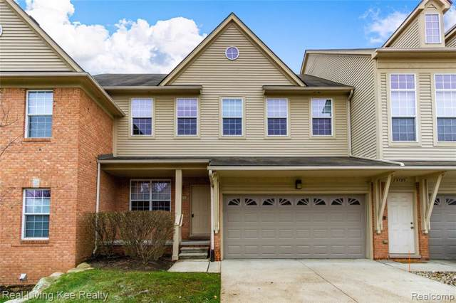 5188 Mesa Dr, Shelby Twp, MI 48316 (#219120468) :: The Alex Nugent Team | Real Estate One