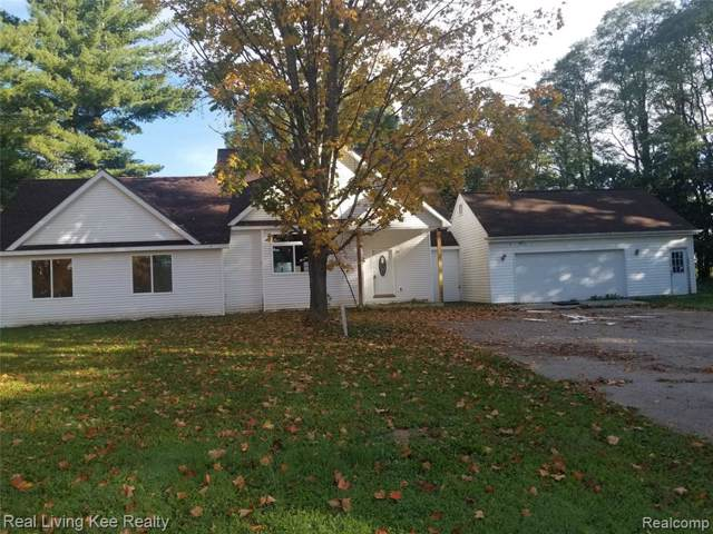 3601 31 MILE Road, Washington Twp, MI 48095 (#219120491) :: The Mulvihill Group