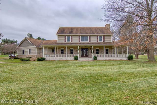 1420 Morgan Drive, White Lake Twp, MI 48383 (#219120520) :: The Buckley Jolley Real Estate Team