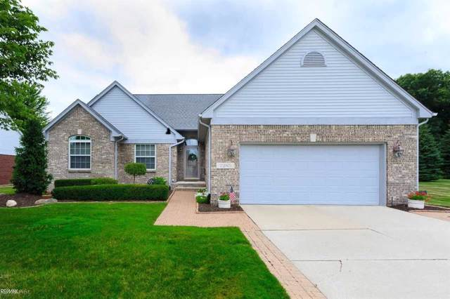 7285 Augusta Dr #46, Washington Twp, MI 48094 (#58050001369) :: The Mulvihill Group