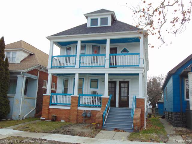 2340 Botsford Street, Hamtramck, MI 48212 (#219120659) :: The Alex Nugent Team | Real Estate One