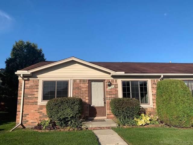 57371 Jewell, Washington Twp, MI 48094 (#58050001379) :: The Alex Nugent Team | Real Estate One