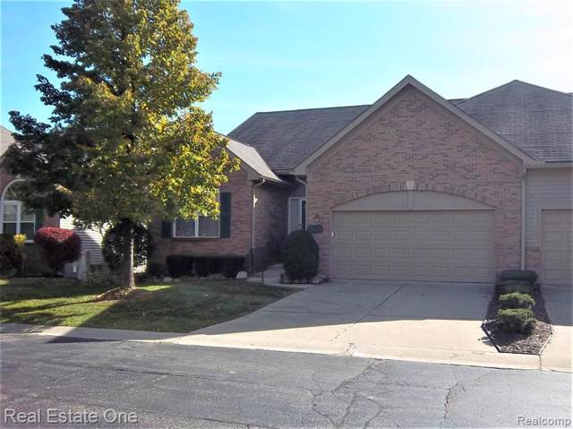 265 Winslow Circle #52, Commerce Twp, MI 48390 (#219120674) :: Alan Brown Group
