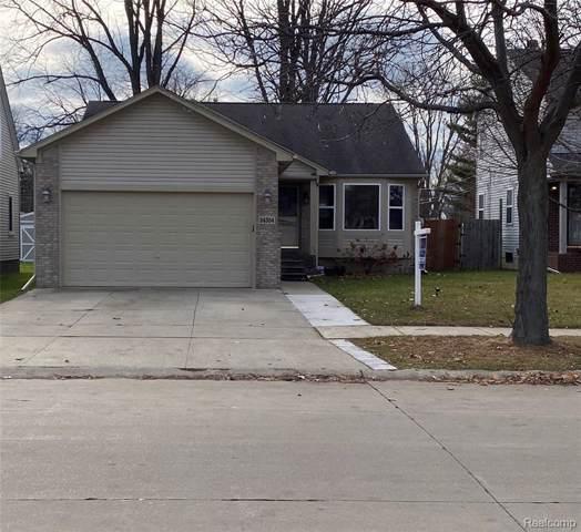 24354 Harrison Street, Clinton Twp, MI 48035 (#219120678) :: The Alex Nugent Team | Real Estate One