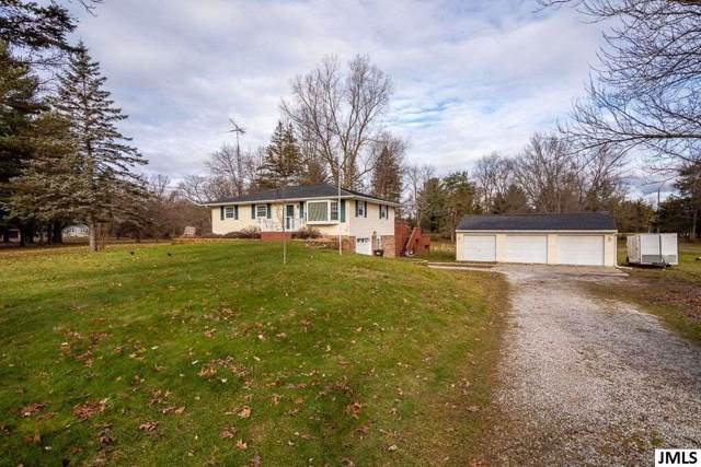 3600 Reed Rd, Columbia, MI 49234 (#55201904374) :: The Alex Nugent Team | Real Estate One