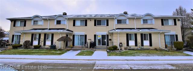 8562 Hampshire Drive, Sterling Heights, MI 48313 (MLS #219120702) :: The John Wentworth Group