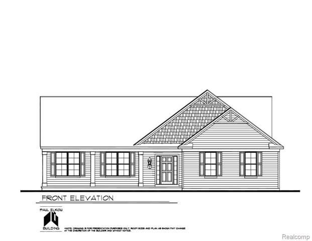 LOT 15 Woodchuck Lane, Lyon Twp, MI 48165 (#219120725) :: The Buckley Jolley Real Estate Team