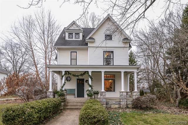7871 Ann Arbor Street E, Dexter, MI 48130 (#219120727) :: GK Real Estate Team