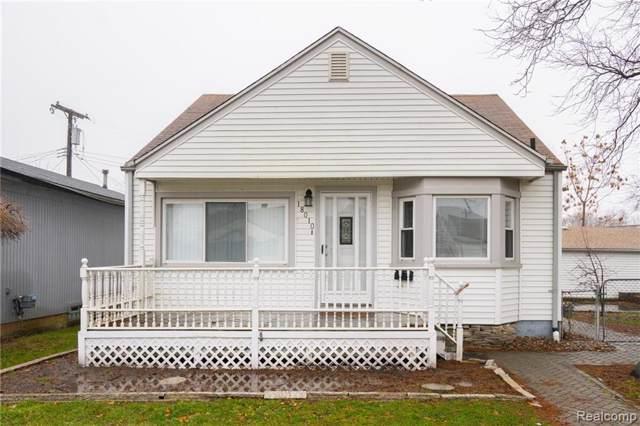 18010 Oak Avenue, Eastpointe, MI 48021 (#219120769) :: The Buckley Jolley Real Estate Team