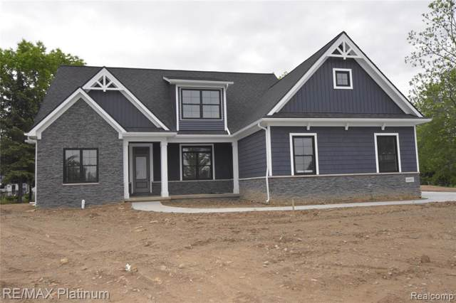 28 Timberleaf, Brighton Twp, MI 48114 (#219120790) :: The Mulvihill Group