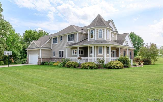 8420 Cranbrook Drive, Grand Blanc Twp, MI 48439 (#219120802) :: The Buckley Jolley Real Estate Team
