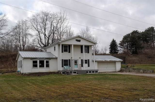 4130 Julie Kim Lane, Hadley Twp, MI 48438 (#219120854) :: The Buckley Jolley Real Estate Team