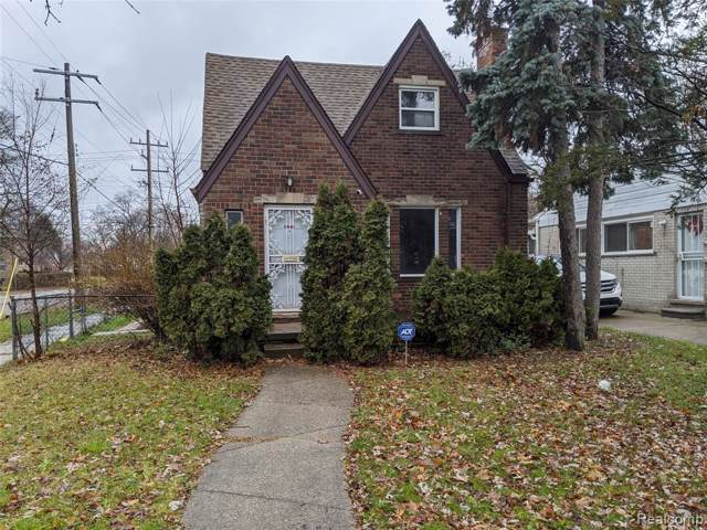 15803 Winthrop Street, Detroit, MI 48227 (#219120855) :: The Buckley Jolley Real Estate Team
