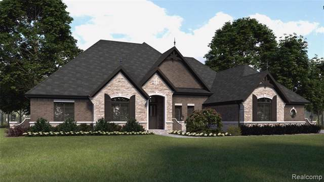 Lot 46 Bataan Drive, Bloomfield Twp, MI 48302 (#219120856) :: Alan Brown Group