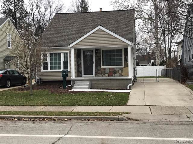 1808 E 4TH Street, Royal Oak, MI 48067 (#219120880) :: Alan Brown Group