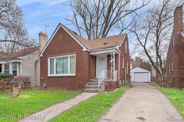 15370 Vaughan Street, Detroit, MI 48223 (#219120881) :: The Buckley Jolley Real Estate Team