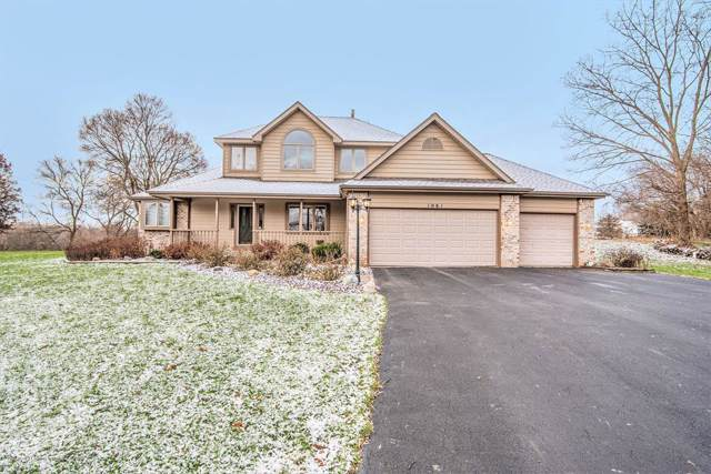 1081 Trails End, Meridian Charter Twp, MI 48864 (MLS #630000242940) :: The Toth Team