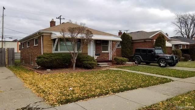 18233 Holland Avenue, Eastpointe, MI 48021 (#219120956) :: The Buckley Jolley Real Estate Team