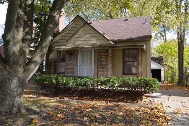 14120 Grandville Avenue, Detroit, MI 48223 (#219120998) :: The Buckley Jolley Real Estate Team