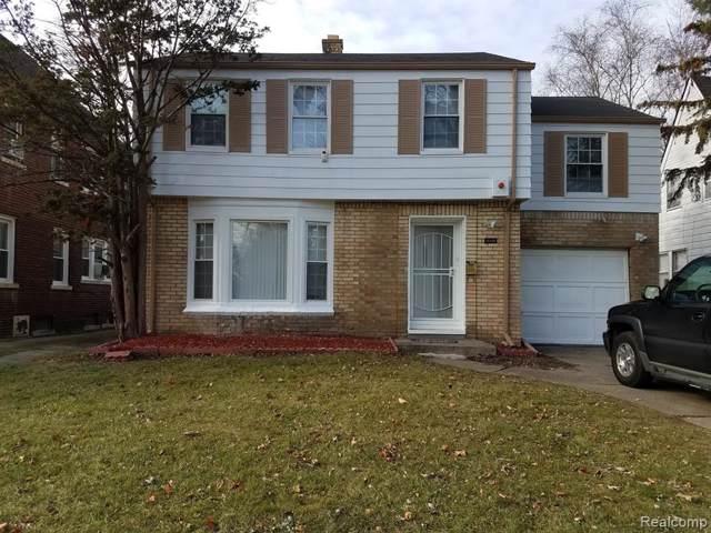 15435 Gilchrist Street, Detroit, MI 48227 (#219121031) :: The Buckley Jolley Real Estate Team