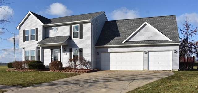 241 Obrian Drive, Milan, MI 48160 (#543270237) :: The Buckley Jolley Real Estate Team