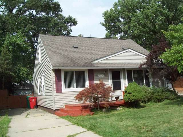 24235 Lexington, Eastpointe, MI 48021 (#58050001481) :: Team Sanford