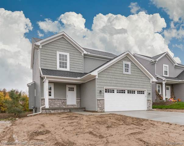 2162 Hidden Ridge Drive, Holly Twp, MI 48442 (#219121050) :: The Buckley Jolley Real Estate Team