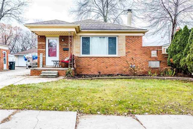 22794 Recreation, Saint Clair Shores, MI 48082 (#58050001490) :: The Mulvihill Group
